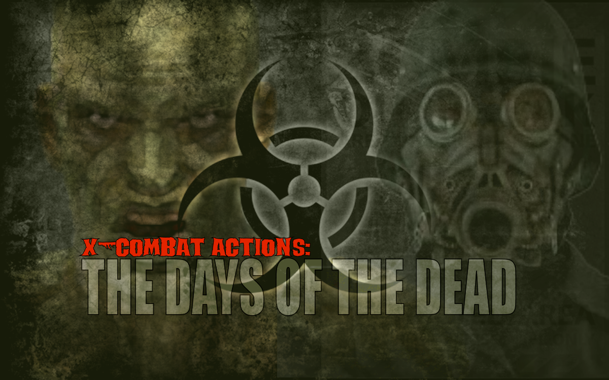 HPS Simulations: X-Combat Actions: The Days of the Dead